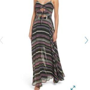 Wayf NWOT XS Maxi Dress. Spring Summer Resort